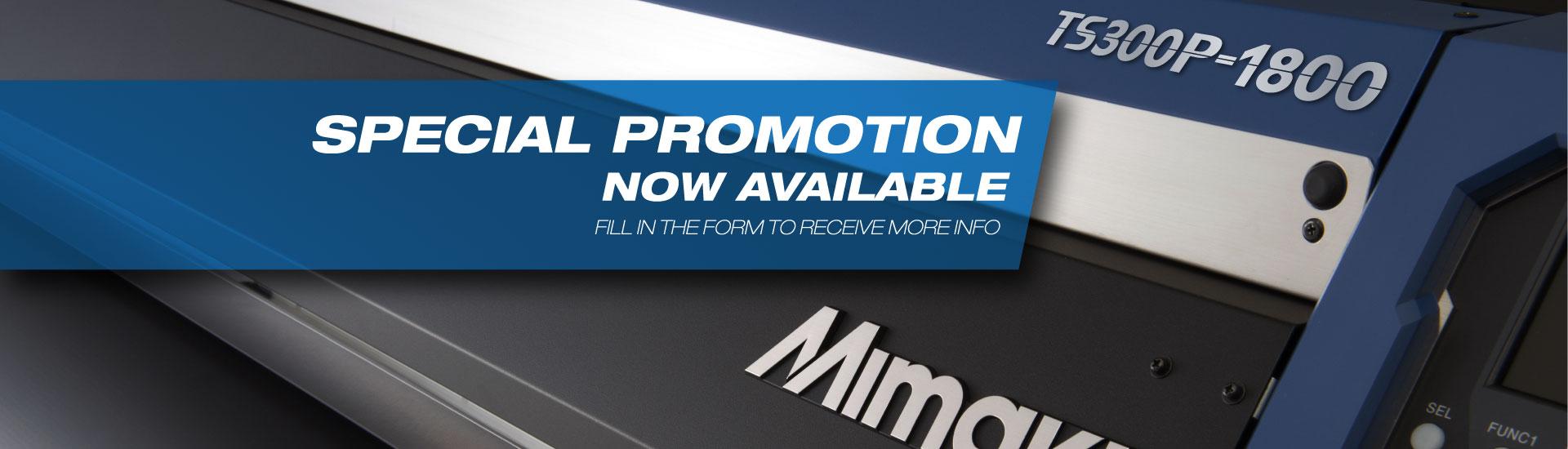 TS300P-1800 Promotion