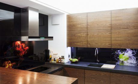 D-POS kitchen interior