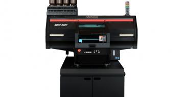 Mimaki bringt neuen kompakten Inkjet-3D-Farbdrucker mit UV-Härtung auf den Mark image