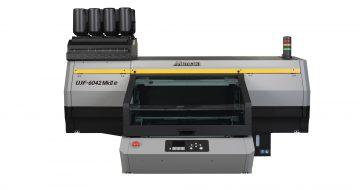Mimaki setzt neue Maßstäbe im Industriedruck mit neuen leistungsstarken Inkjet image